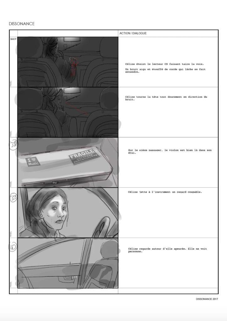 Comment faire un dossier de production pour un projet de film monter un dossier scénario film storyboard